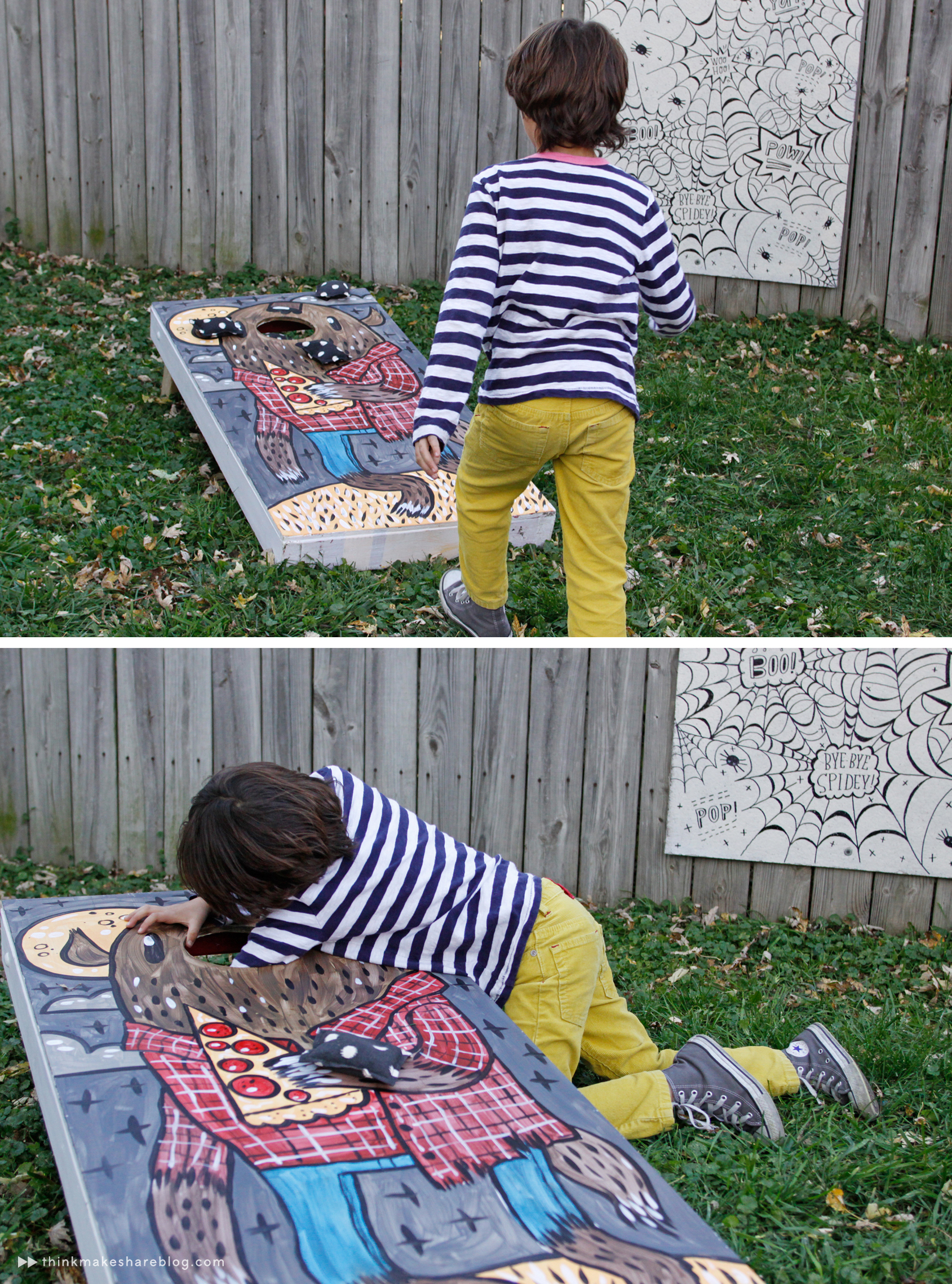 Super fun Halloween party games for kids - Think.Make.Share.
