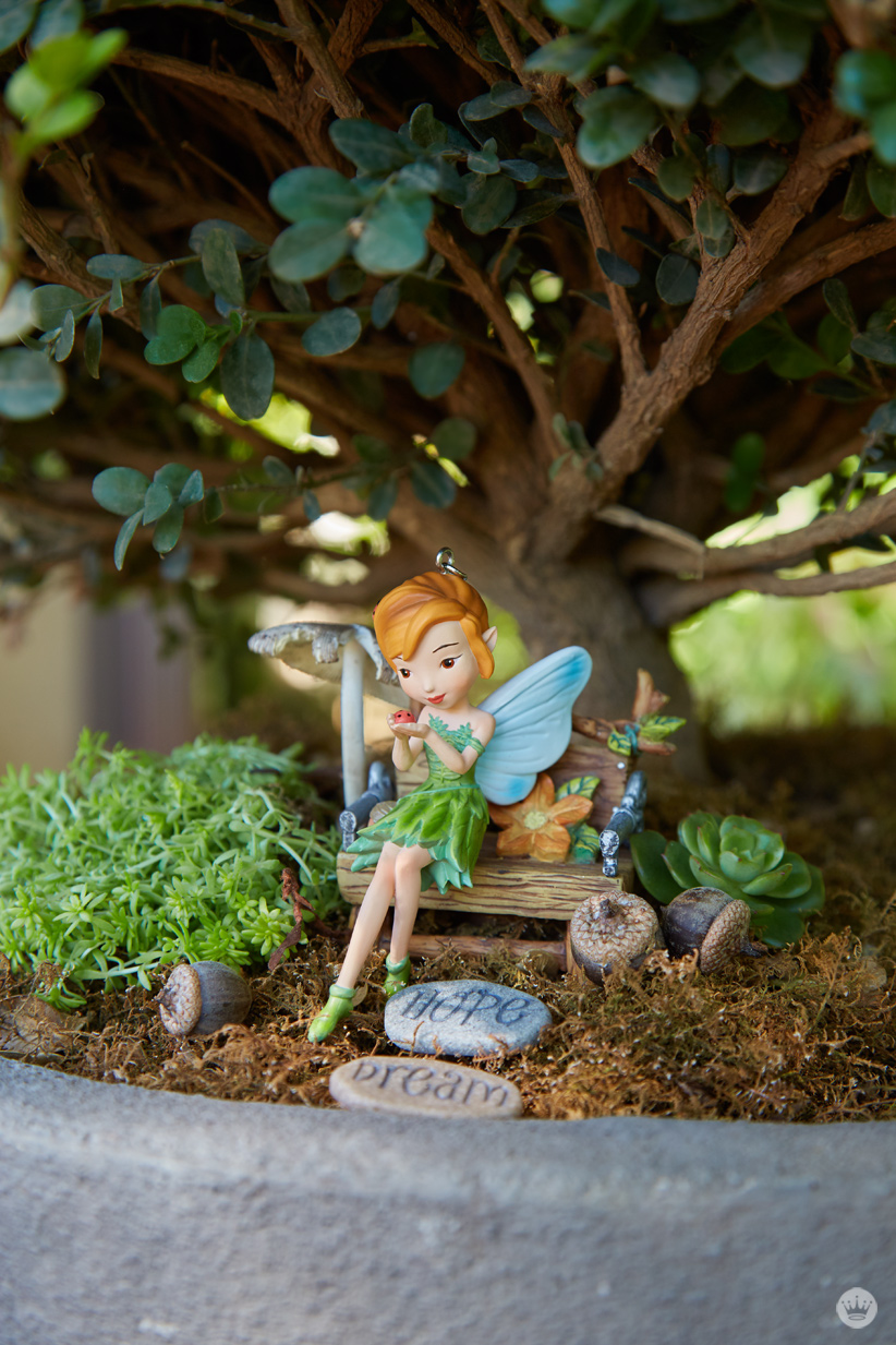 Styling tips and tricks for creating a magical fairy garden