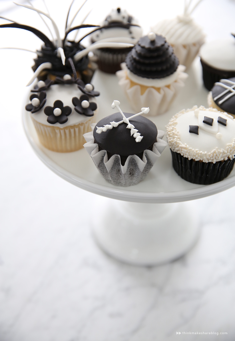 Unbelievable, on-trend cupcake ideas from Hallmark artists ...