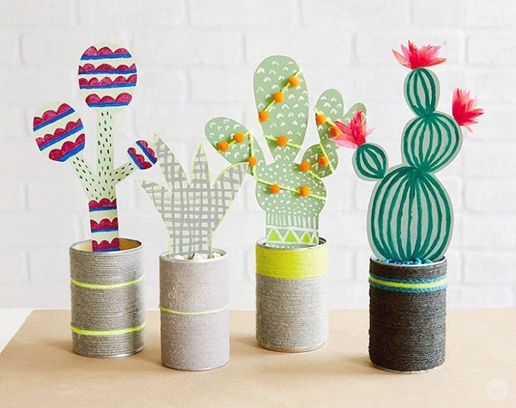 No green thumb? No problem! Make a wooden succulent gardenhellip
