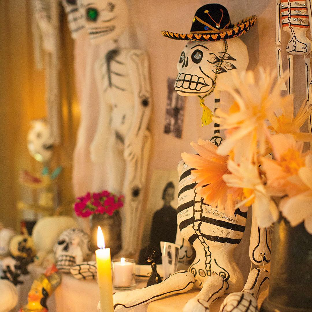 Make sure your DiaDeLosMuertos party is the ultimate visual feast!hellip