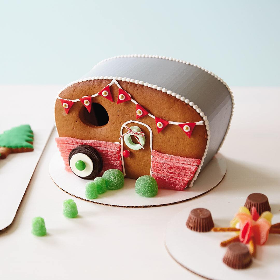 On the blog Gingerbread house ideas that are sure tohellip