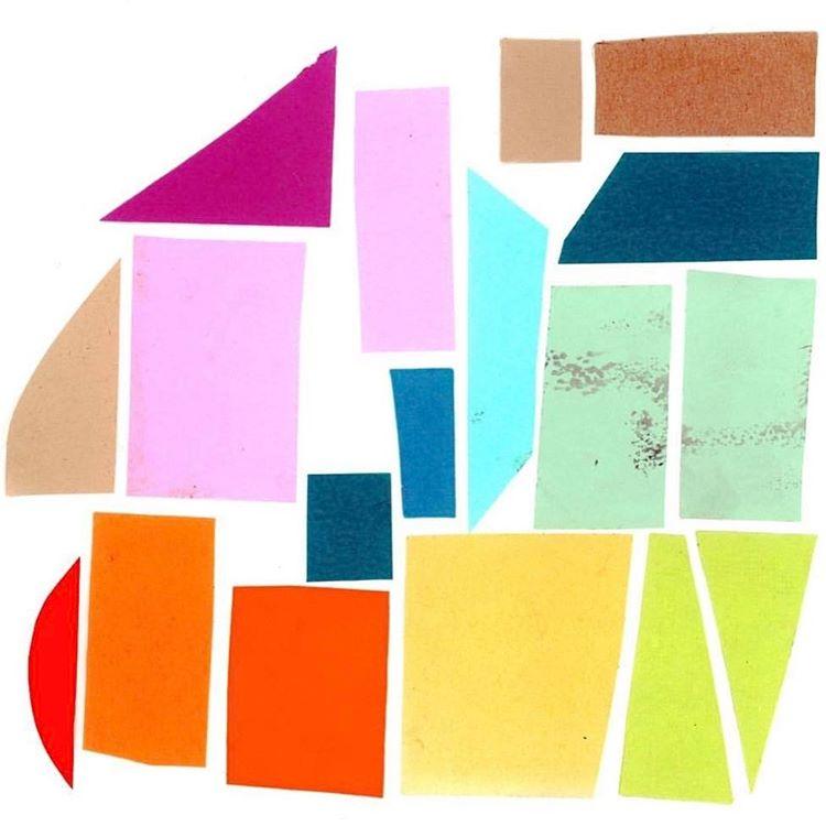 Love this paper scrap art by hallmark artist marcosroman! artiseverywherehellip