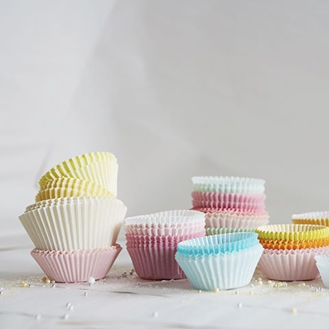 What to do with that stash of cupcake liners? Swipehellip