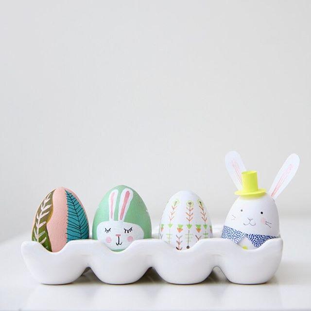 Getting eggcited for Easter We have some major egg decoratinghellip