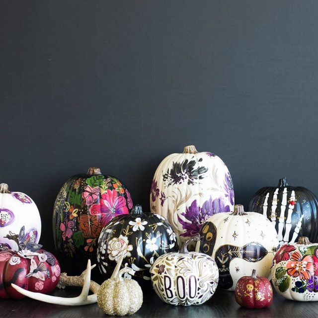 So youre decorating for Halloween and youre going for stylishhellip