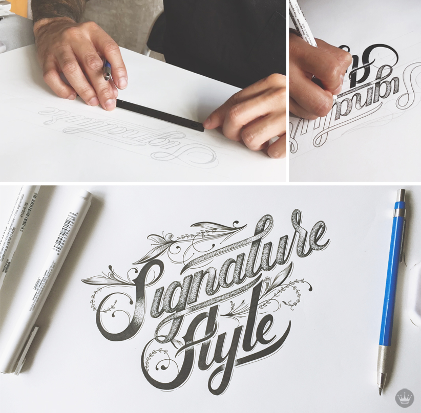 Raul Alejandro shares his Signature Style | thinkmakeshareblog.com