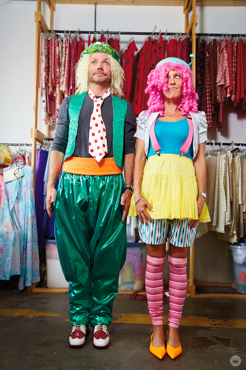 A Hallmark stylist shares tips on shopping your closet for Halloween costumes | thinkmakeshareblog.com  sc 1 st  Think.Make.Share. : new orleans themed halloween costumes  - Germanpascual.Com