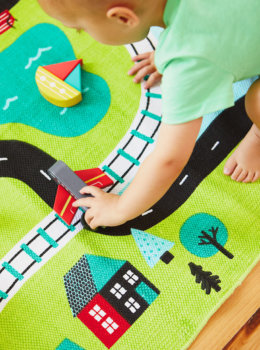 Making what you love: Toddler toys designed by a mom