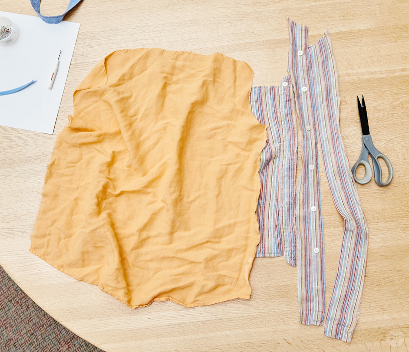Apron Making | thinkmakeshareblog.com