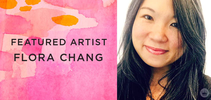 Artist Spotlight Flora Chang | thinkmakeshareblog.com