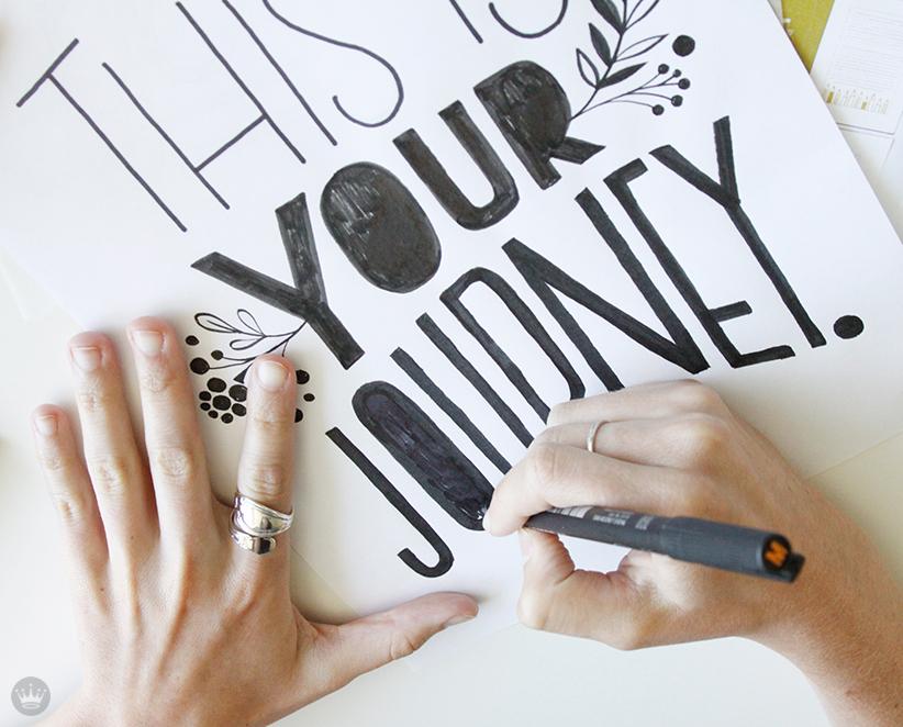 Artist Spotlight: Livy Long | thinkmakeshareblog.com