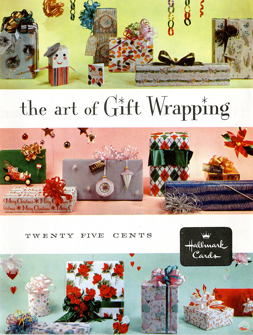 The Art of Gift Wrappinghow-to manuals explained in easy to follow directions how to wrap gifts for every holiday and occasion.
