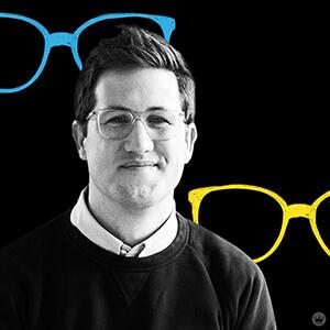Hallmark CLS Tim Riley Warby Parker | thinkmakeshareblog.com
