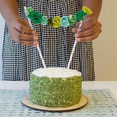 Cake Toppers | thinkmakeshareblog.com
