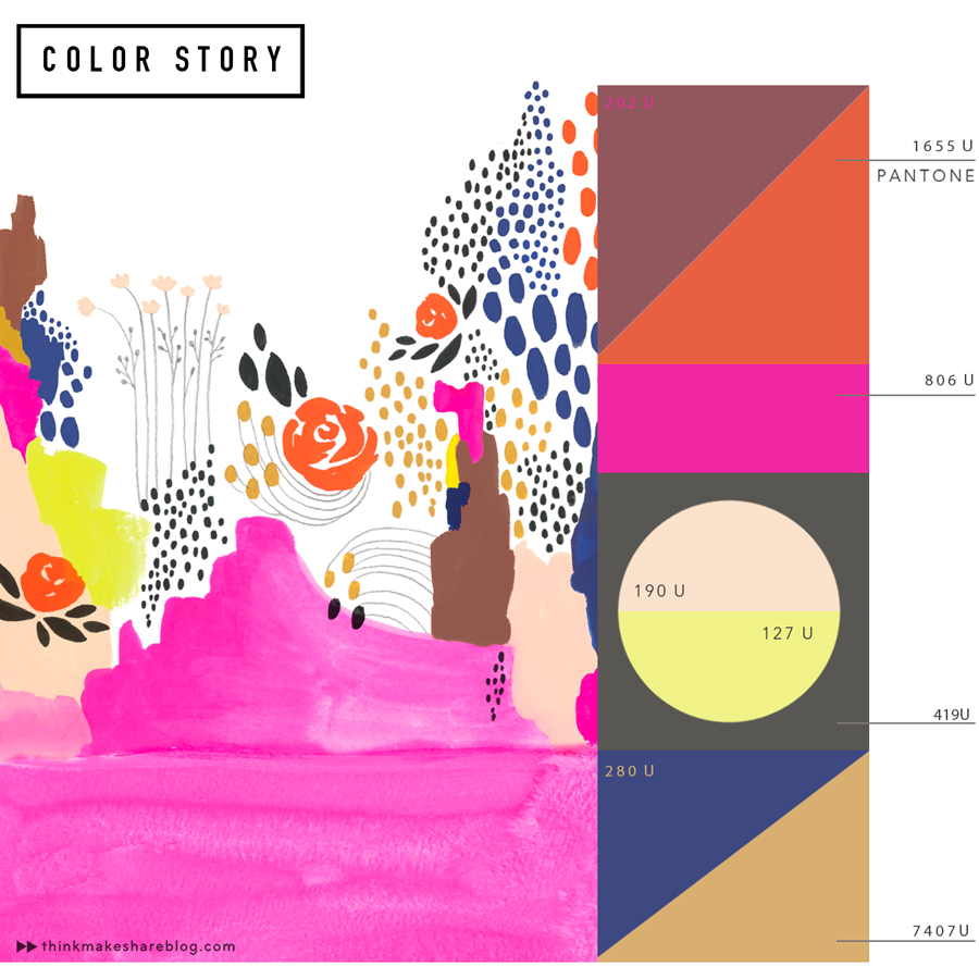 color stories archives think make share