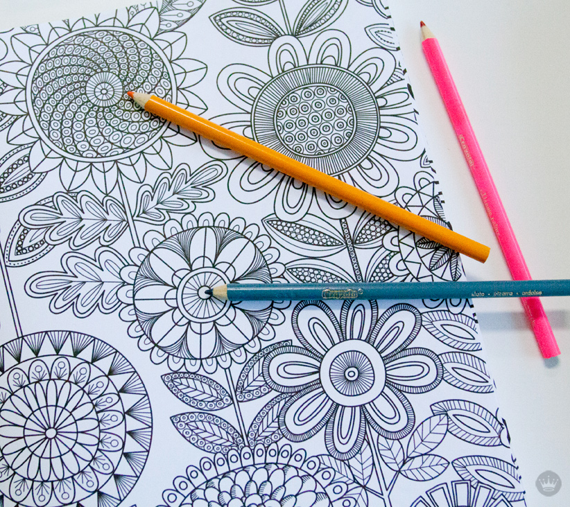 Four New Coloring Books From Hallmark And Crayola