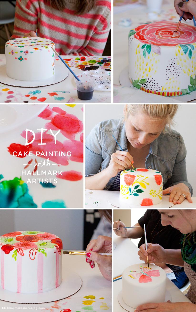 Diy Cake Decorating Hacks : Think.Make.Share. - A Blog from the Creative Studios at ...