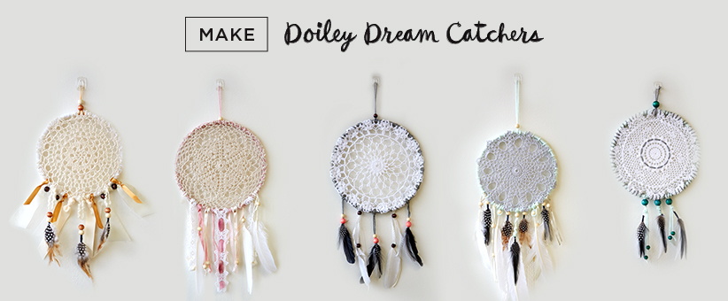 What Do You Need To Make Dream Catchers A dreamy DIY Dream Catchers ThinkMakeShare 33