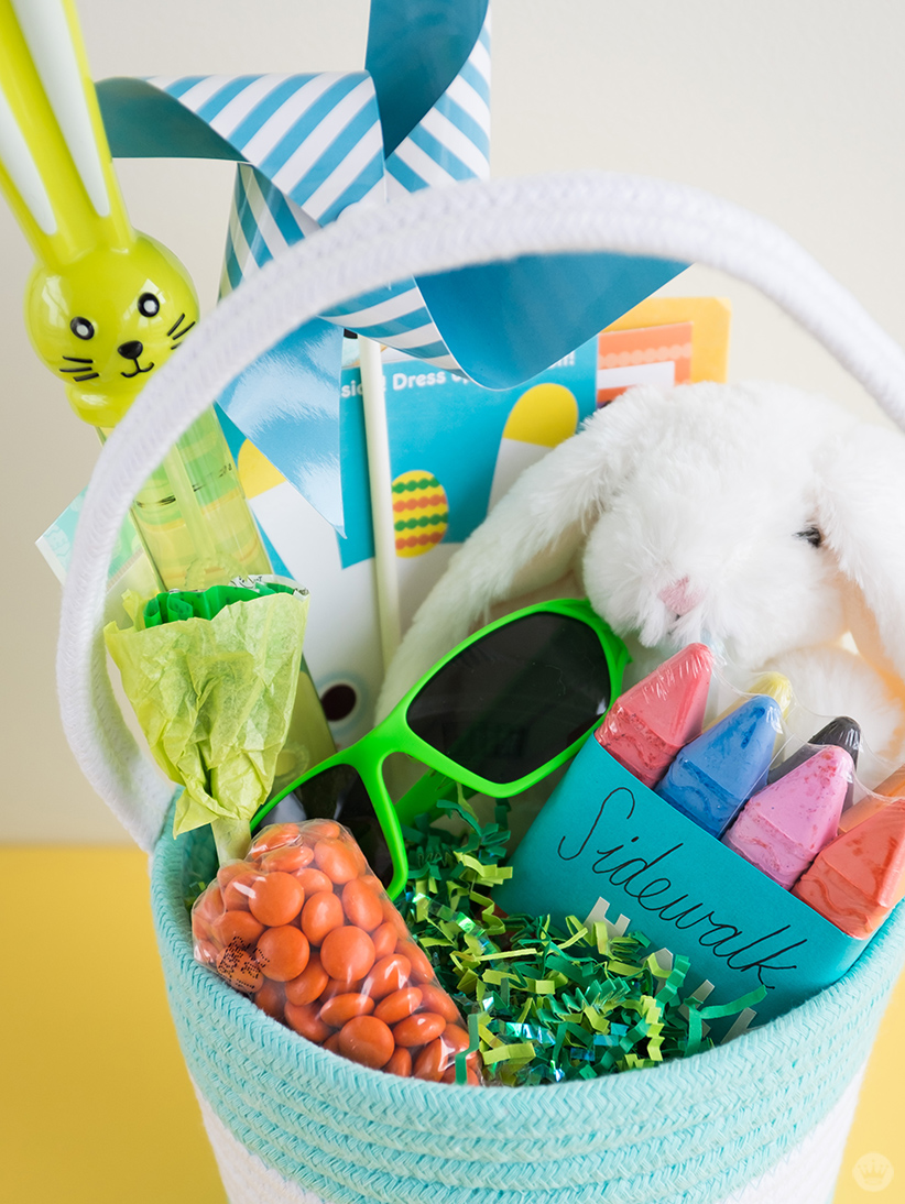 Easter basket ideas for kids from toddlers to teens thinkke easter basket ideas for a little gardener negle Choice Image