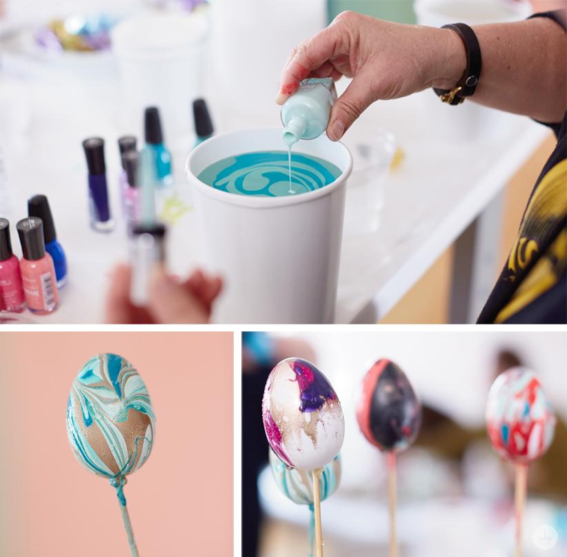 Easter Egg Decorating Workshop   thinkmakeshareblog.com