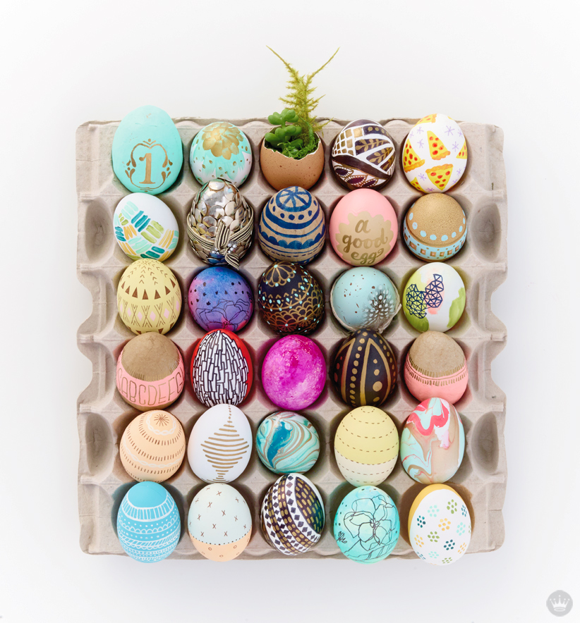 A Crafty Easter Egg Decorating Workshop ThinkMakeShare