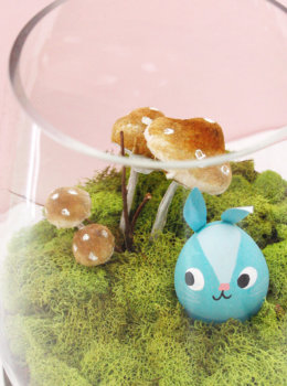 DIY Easter terrarium: Create a spring-inspired centerpiece