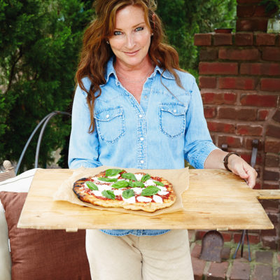 Effortless Pizza Party | thinkmakeshareblog.com
