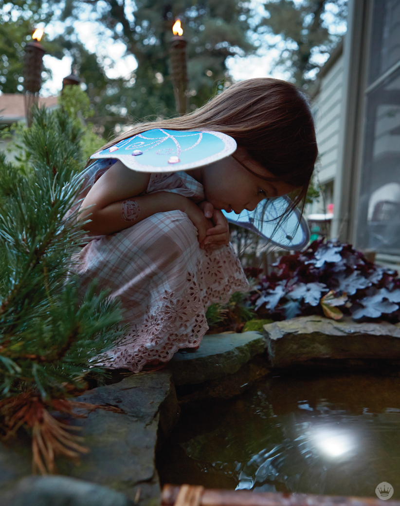 Fairy Garden Party | thinkmakeshareblog.com