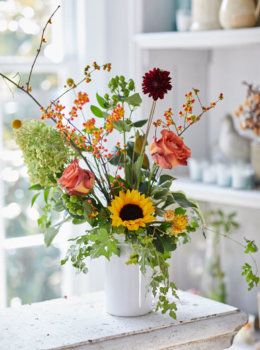 DIY fall flower arrangements to celebrate the changing seasons