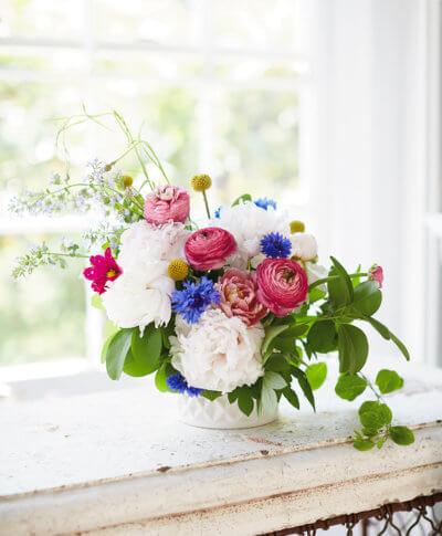 Andy Newcom Floral Arrangements | thinkmakeshareblog.com