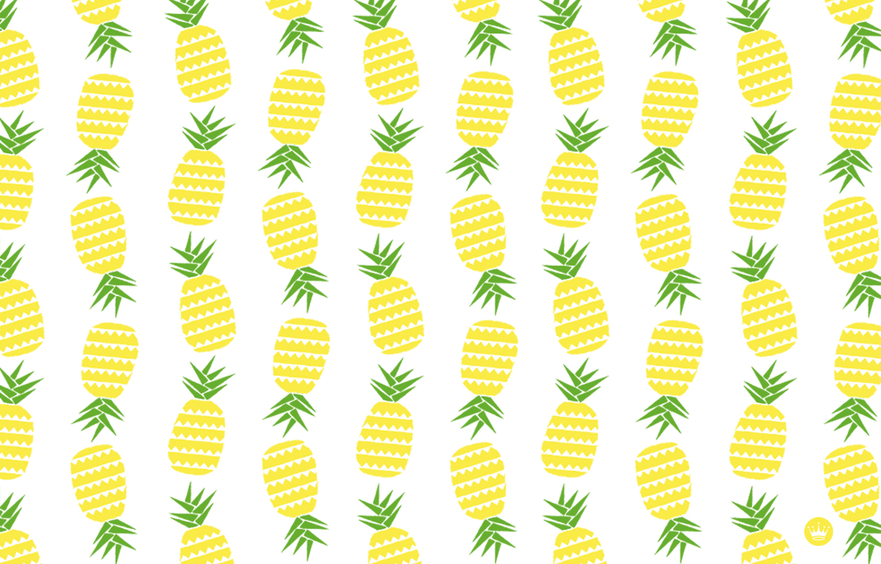 free downloadable desktop wallpapers | pineapples
