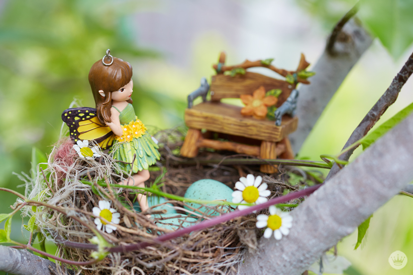 Garden Fairy Product Styling | thinkmakeshareblog.com