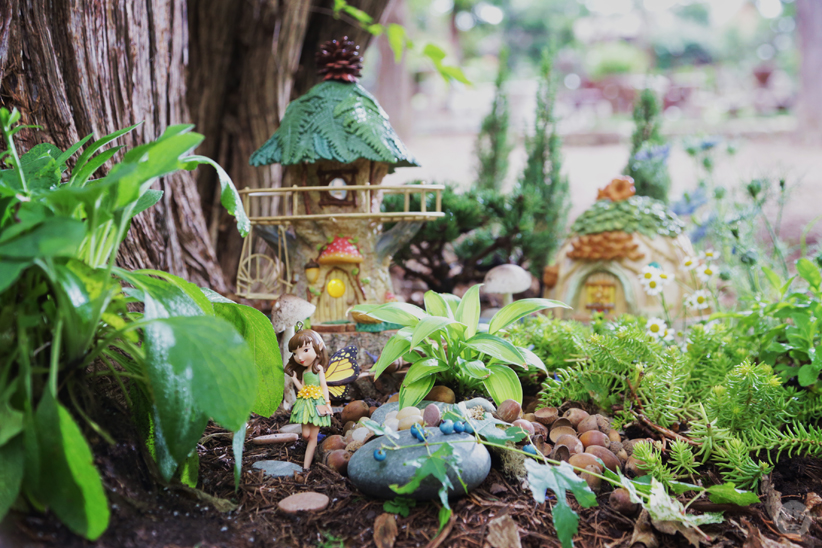 Styling tips and tricks for creating a magical fairy garden Think