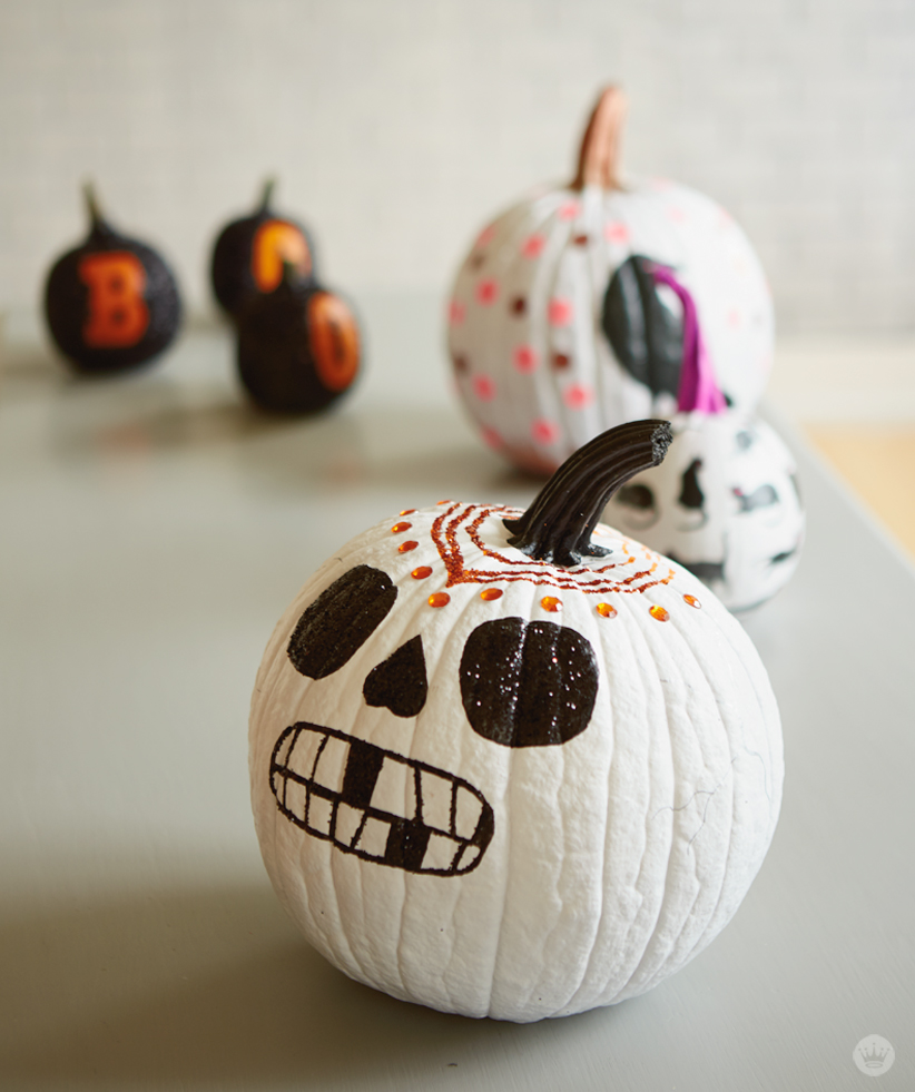 Decorating Pumpkins with #Signaturestyle - Think.Make.Share. - photo#47