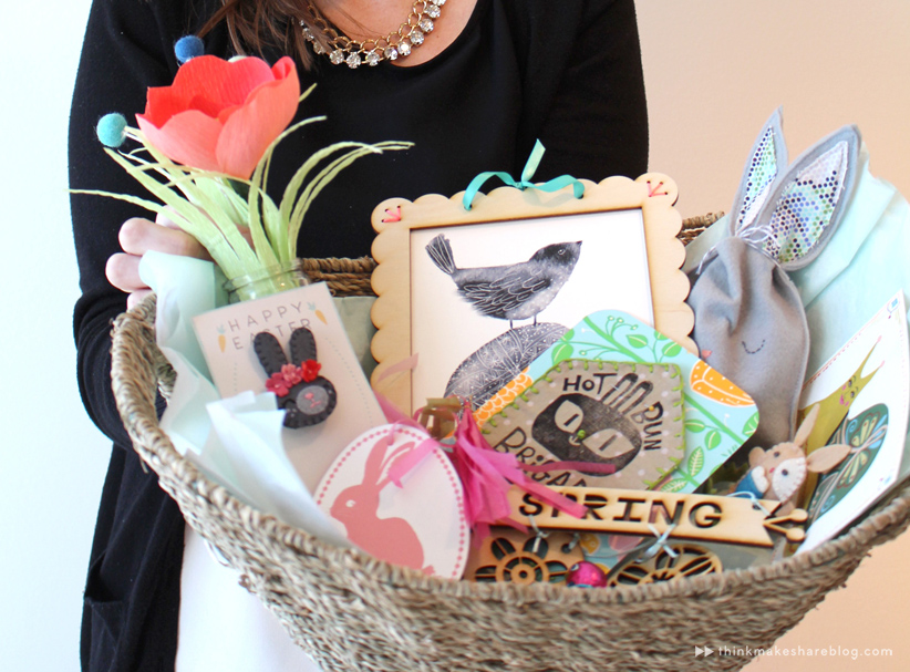 An artist easter basket exchange thinkkeare host an easter swap inspired by hallmark artistsfinal negle Image collections