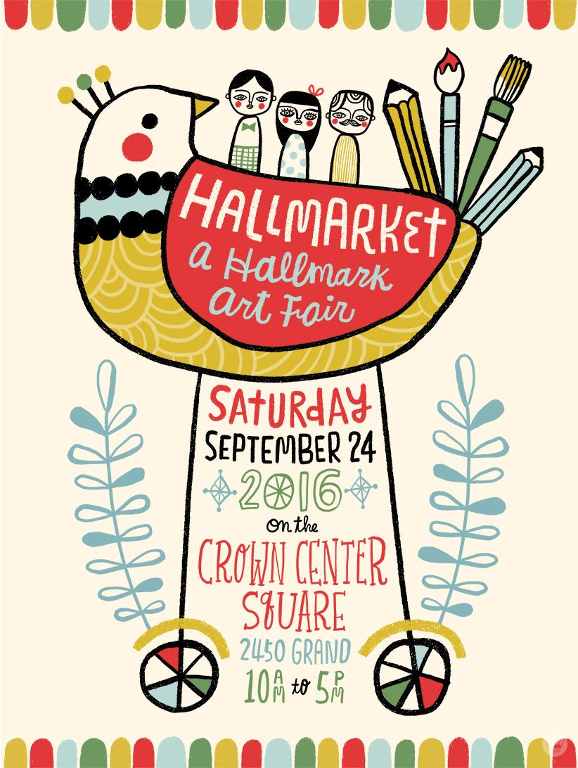 Hallmarket | thinkmakeshareblog.com