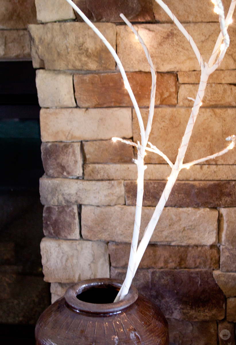 DIY Light Branch | think.make.share