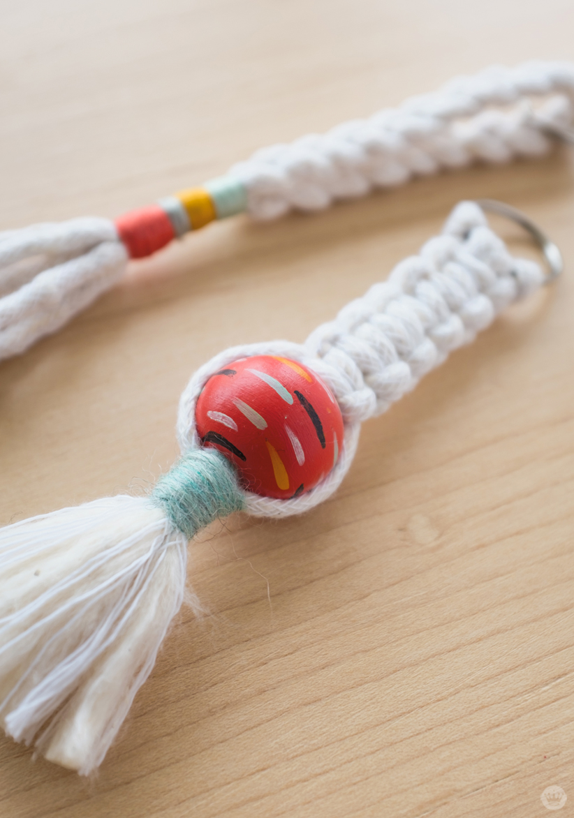Yarn Ring Diy