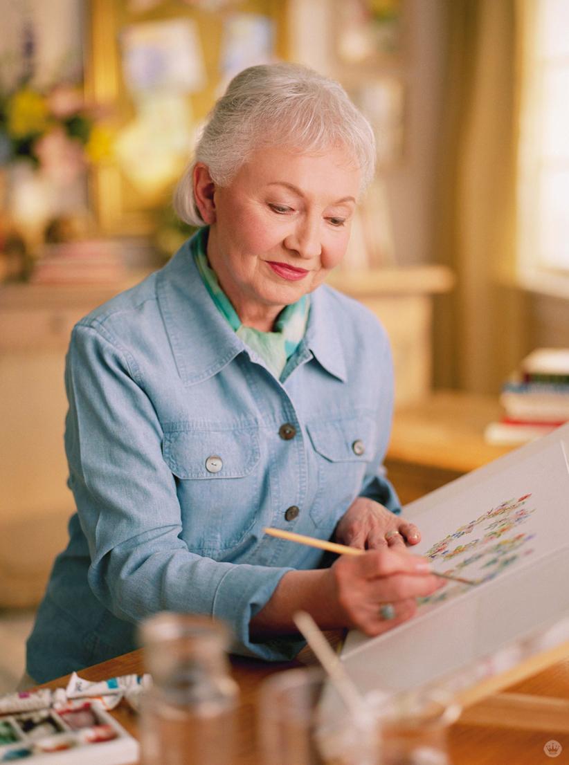 A Tribute To Hallmark Master Artist Mary Hamilton Think