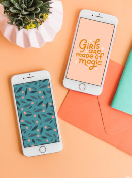 Celebrate summer—and Moms!—with FREE May 2019 digital wallpapers