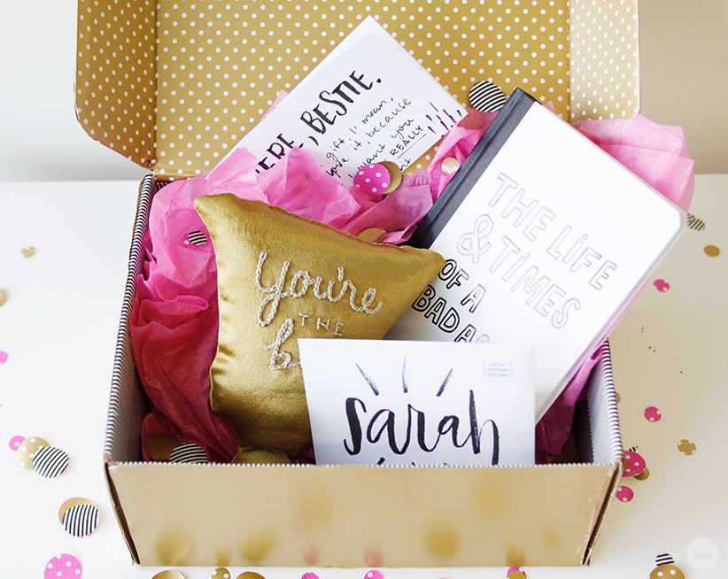 six ways to make a gift meaningful on any budget think make share