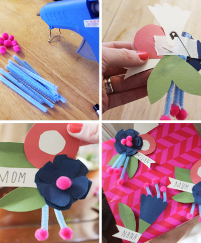 Mother's Day Displayable and Corsages | thinkmakeshareblog.com