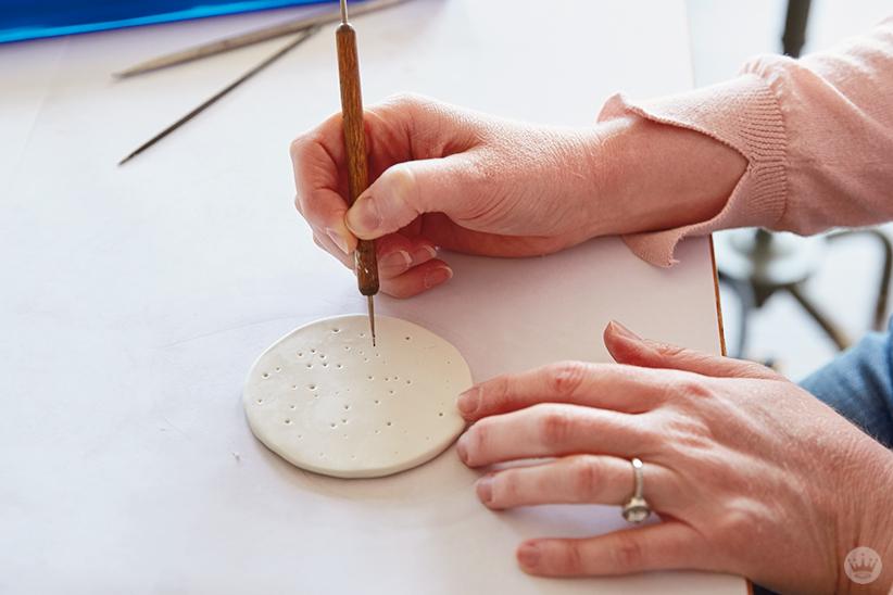 Creating a DIY nightlight with polymer clay