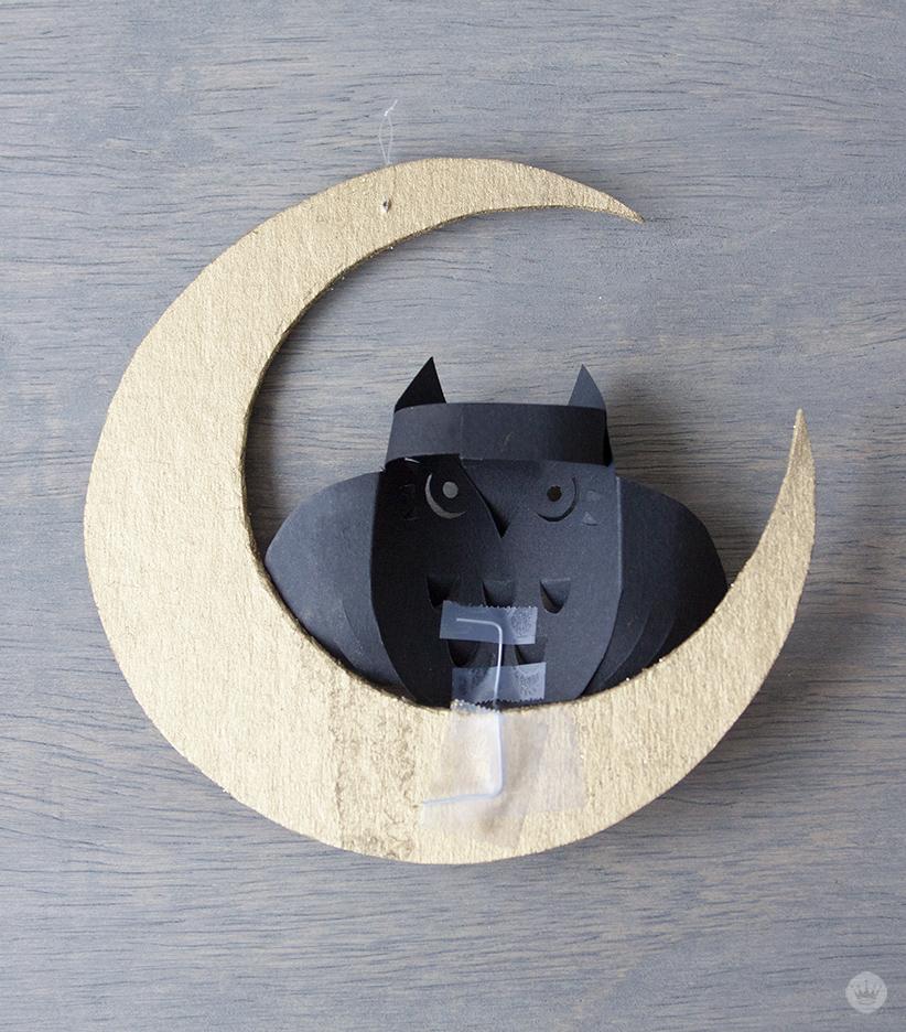 DIY Hanging Origami Owl Cloche | thinkmakeshareblog.com