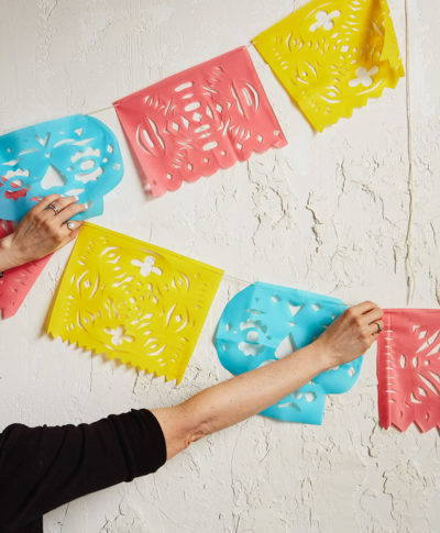 Papel Picado | thinkmakeshareblog.com