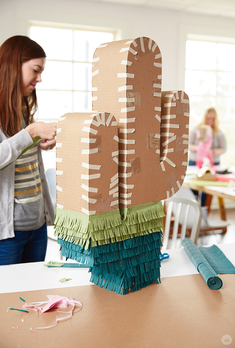 Pinata Workshop | thinkmakeshareblog.com