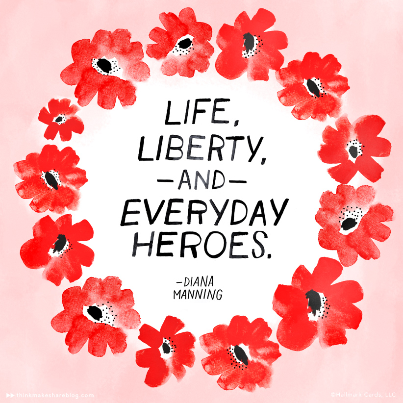 Memorial day quotes that honor our fallen thinkkeare memorial day quotes life liberty and everyday heroes mightylinksfo
