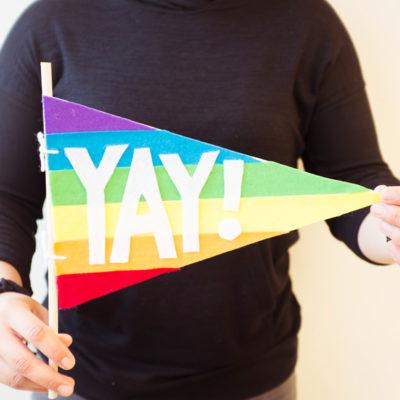 Pride Month Flags | thinkmakeshareblog.com