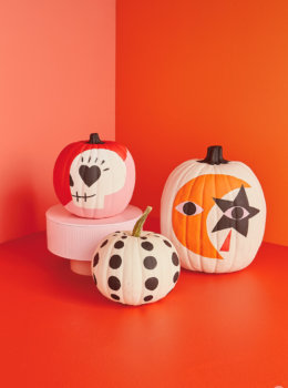 Halloween inspo: No-carve pumpkin painting tips